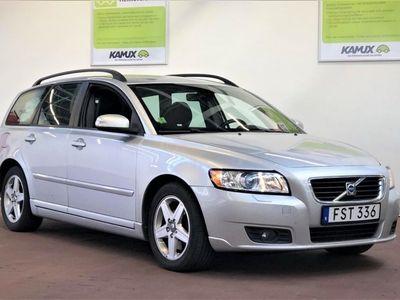 begagnad Volvo V50 Momentum Drag M-värm S&V-Hjul