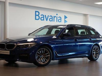 begagnad BMW 520 d xDrive Touring M-Sport Aut Nypris 594.000:-