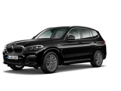 begagnad BMW X3 20d / xDrive / M-Sport / Navi / Winter -19
