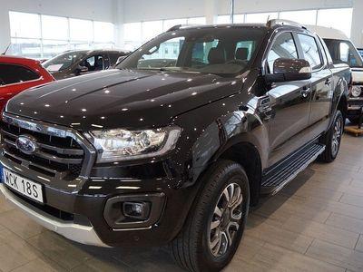 begagnad Ford Ranger 2.0 BiTurbo 10vxl Aut Wildtrak 2019, Transportbil 411 250 kr