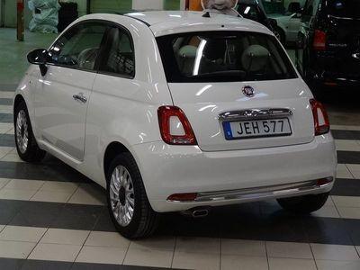 begagnad Fiat 500 1.2 MPi,Svensksåld,Panorama,69HK,Aux,Usb