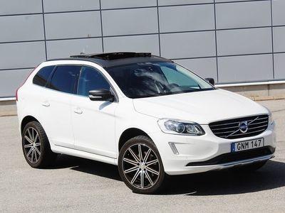 brugt Volvo XC60 D4 AWD Automat Summum Panorama GPS 181hk