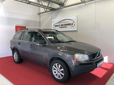 brugt Volvo XC90 D5 AWD Automat Drag Kinetic 185hk -06
