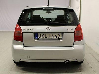 begagnad Citroën C2 1.6 VTR SPORT AUTOMAT NYBESIKTIGAD
