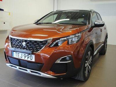 begagnad Peugeot 3008 GT 2,0 BlueHDi 180hk Premium Business Webasto Dragkrok