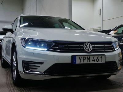 begagnad VW Passat GTE 1.4 TSI Värmare Excutive Drag 218hk