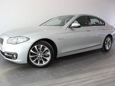 begagnad BMW 520 d Aut xDrive Sedan Sportpaket Drag Nypris 482.700:-