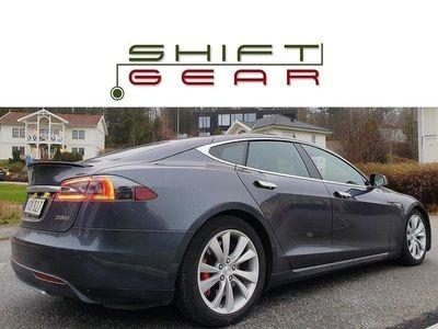 begagnad Tesla Model S P90D + L AWD Cyclone LEASEBAR