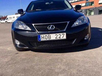 begagnad Lexus IS250 (208hk)