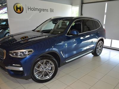 brugt BMW X3 xDrive20d xLine / Connected / Winter