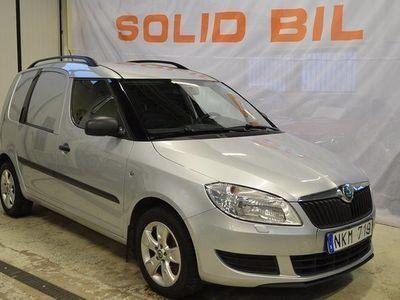 begagnad Skoda Praktik 1.2 TDI Plus 2012, Transportbil 39 900 kr