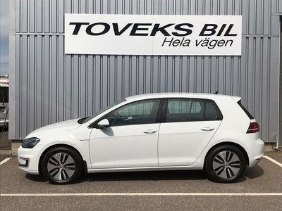 begagnad VW Golf E-Golf Premium/Pluspaket 2100