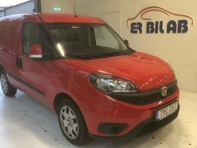 begagnad Fiat Doblò 1,4 T CNG L1H1 2018, Transportbil 199 900 kr