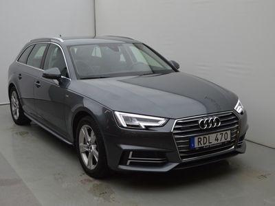 brugt Audi A4 AVANT 2.0 TDI 190HK SPORT Q