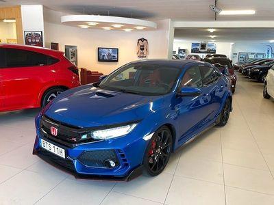 begagnad Honda Civic Type R GT 580 mil S+V-hjul