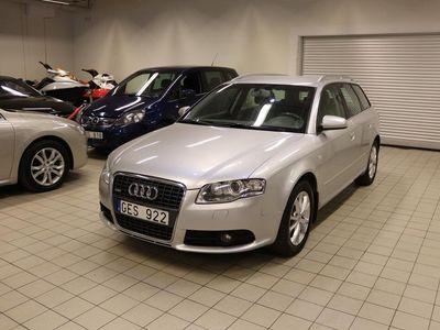 begagnad Audi A4 Avant 2.0TFSI 200HK QUATTRO S-LINE Comfort