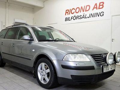 begagnad VW Passat VARIANT 1.8T AUT 150 HK