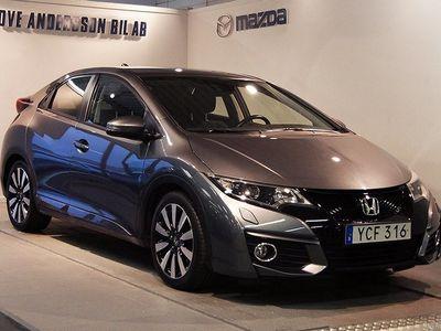 begagnad Honda Civic 1.6 i-DTEC Elegance 120 hk