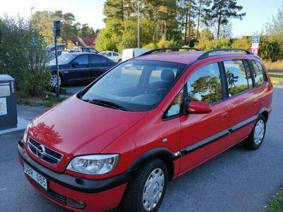 begagnad Opel Zafira 5D 1.8 COMF