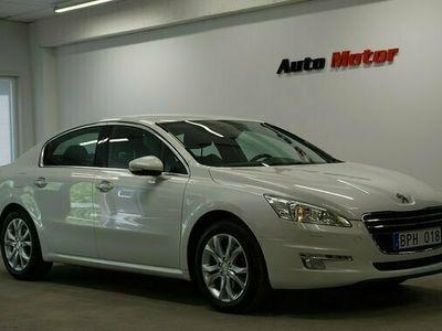 begagnad Peugeot 508 2.95% Ränta 1.6 THP Automat 156hk