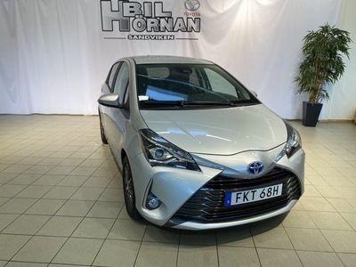 begagnad Toyota Yaris Hybrid Y20 Vinterhjul