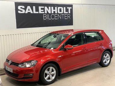 "begagnad VW Golf 5-dörrar 1.4 TSI Multifuel, 4300 mil, ""SÅLD"""