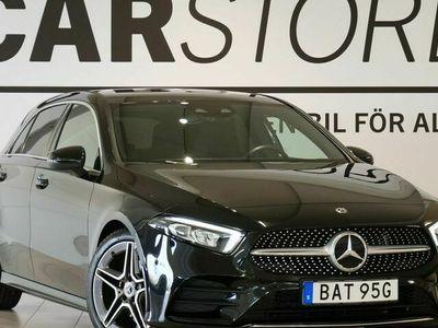 begagnad Mercedes 200 - Benzd AMG Sport Widescreen Navi Automat