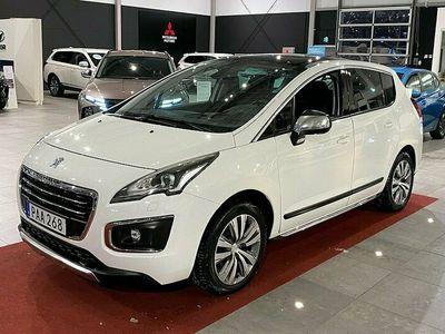 begagnad Peugeot 3008 1.6T Allure Automat
