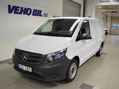 begagnad Mercedes Vito Benz Skåp 111CDI Lång 2018, Transportbil 259 900 kr