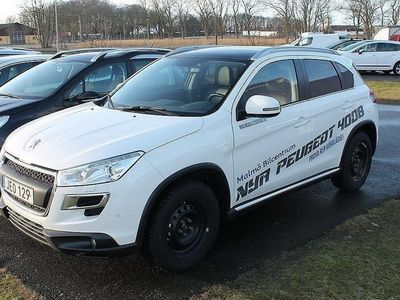 begagnad Peugeot 4008 ALLURE e-HDi 115 hk 4WD Business Premium