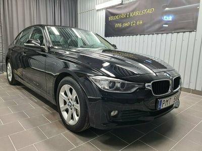 begagnad BMW 320 d Sedan Steptronic 184hk