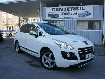 begagnad Peugeot 3008 2.0 Hybrid4 Automat 200hk