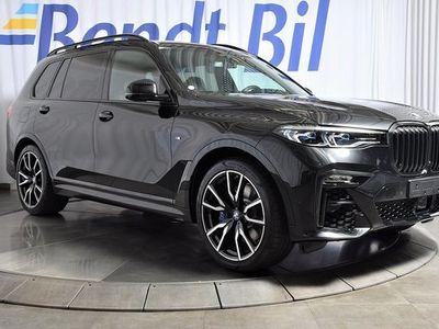 begagnad BMW X7 xDrive30d 7-sits Bowers & Wilkins 2020, SUV Pris 1 277 500 kr