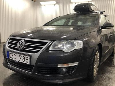 begagnad VW Passat 2.0 TDI 4-Motion Variant