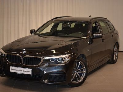 begagnad BMW 530 i xDrive Touring Steptronic M Sport Euro 6 252hk