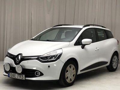 begagnad Renault Clio IV 1.5 dCi Sports Tourer 2016, Halvkombi 90 000 kr