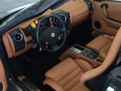 begagnad Ferrari F430 Spider Svensksåld -07