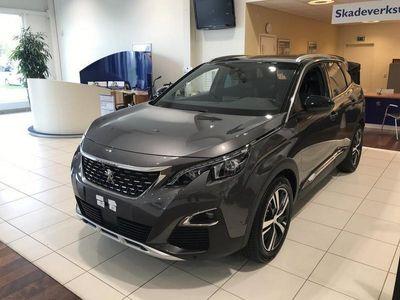 begagnad Peugeot 3008 GT-Line Automat fullutrustad 2018, SUV 4 658 kr