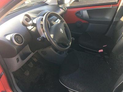 begagnad Peugeot 107 1.0 5D 68hk 9500mil -10