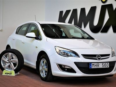 begagnad Opel Astra 7 EcoFlex | Drag | S&V Hjul ***