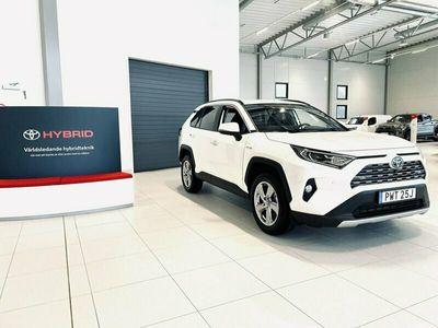 begagnad Toyota RAV4 Hybrid AWD-i 2.5 (222hk) Aut