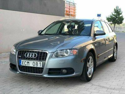begagnad Audi A4 AVANT 2,0 Besiktad och Skattad