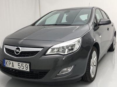 begagnad Opel Astra 1.6 ECOTEC 5dr (115hk)