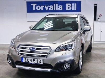 begagnad Subaru Outback 2.5 AUT 4WD Base Drag Värmare 2017, Kombi 249 900 kr