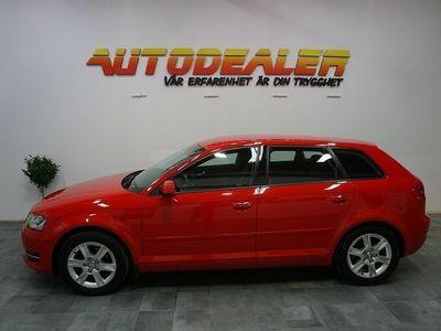 begagnad Audi A3 Sportback 1.6 TDI 105hk