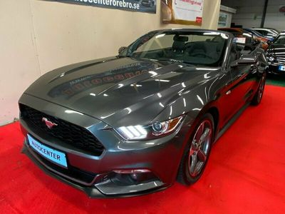 begagnad Ford Mustang 3.7 V6 Automat 304hk Cabriolet