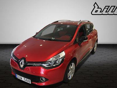 begagnad Renault Clio IV Energy TCe 90 Dynamique SportT