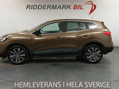 begagnad Renault Kadjar 1.6 dCi 4WD Navi BOSE Backkamera EU6 130hk