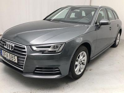 begagnad Audi A4 Avant 2.0 TDI quattro (190hk)