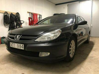begagnad Peugeot 607 2,2 HDI
